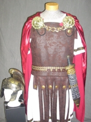 Leather look Centurion