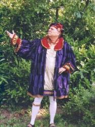medieval men (Henry VIII)