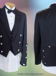 Prince Charlie Jacket,vest, shirt,bowtie