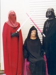 Star Wars Villians
