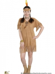 Female Indian Pocahontas